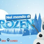 Oggy, Bumbi e Frozen in galleria!