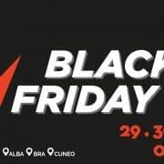 Black Friday in galleria