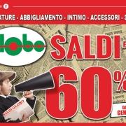 Gallerie Big, Promo Saldi Invernali Globo
