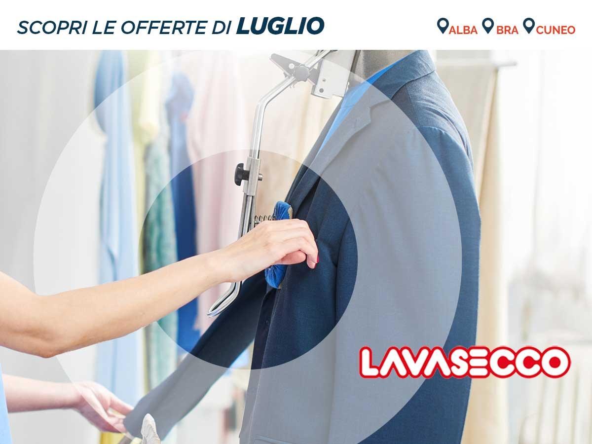 Gallerie Big, Promo Lavasecco Luglio