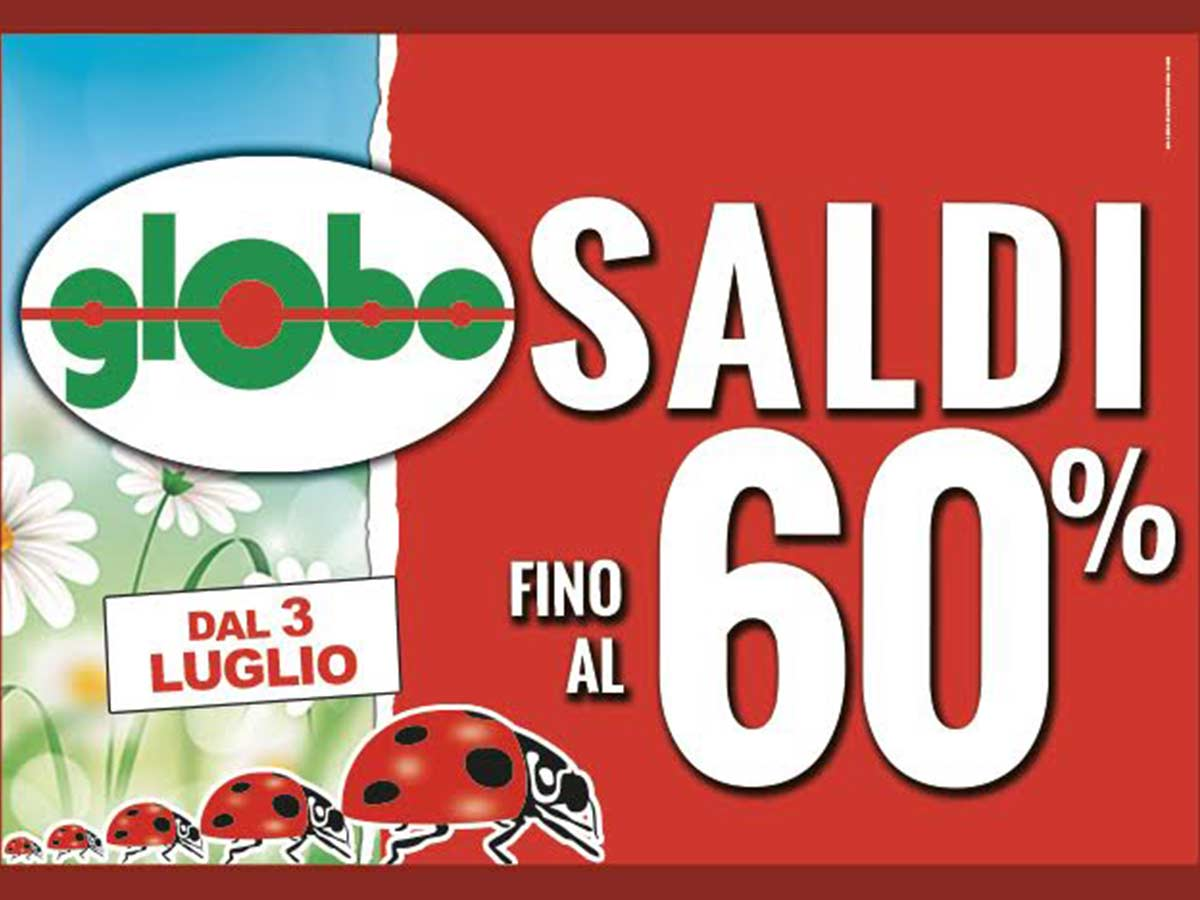 Gallerie Big, Promo Globo Saldi